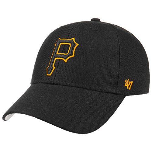 47 Brand Pittsburgh Pirates MVP Cap - Black