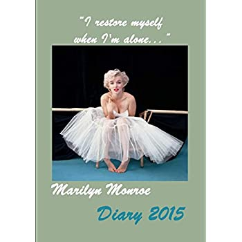 Marilyn Monroe Diary: Year Planner