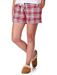 Wolf & York Mayfield Pyjama Bottoms - Red Check