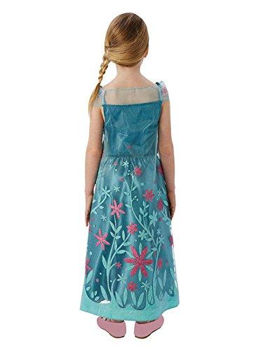 Imagen de rubie's  disfraz elsa de frozen para niñas, talla l i 610906l  alternativa