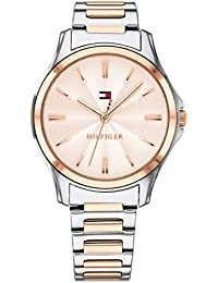 Tommy Hilfiger Analog Rose Gold Dial Women's Watch - TH1781952