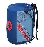 Kempa Sporttasche mit Rucksack-Funktion K-LINE blau 58 x 32 x 32 cm, 60 L
