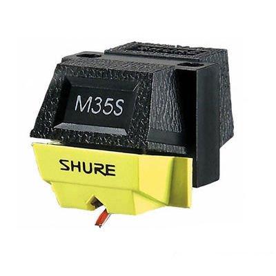 Shure DSH M35S Platine Tourne Disque Cellule pour Mix Dance/Club Diamant Sphérique