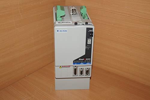 Rockwell-allen Bradley (Allen Bradley Rockwell Kinetix 6000 Servo Drive Axis 2094-BC01-MP5)
