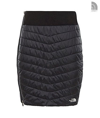 The North Face Inlux Insulated W Rock Black North Face Rock