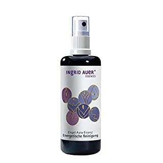 Ingrid Auer Engel-Aura-Essenz (100 ml Spray) Energetische Reinigung - Reinigung von Aura, Chakren und morphogenetischem Feld