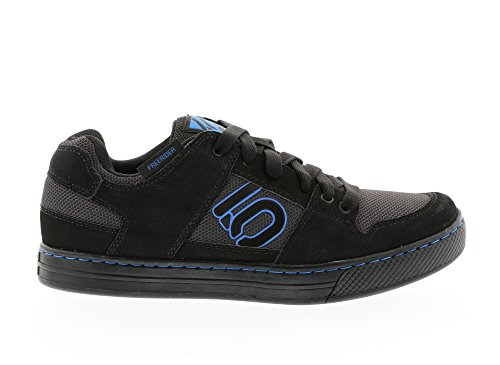 Five Ten MTB-Schuhe Freerider Schwarz/Blau Black/Shock Blue