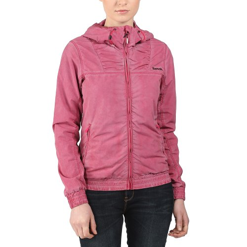 Bench Damen Jacke Jacke Aytoun rosa (Beetroot Purple) X-Small