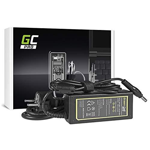 M5000 Series Notebook (Green Cell® PRO Serie Netzteil für Asus M5000 M5000A M5000AE M5000N M5000SV M5200 M5200A M5200AE M5200N M5200NP M6 Laptop Ladegerät inkl. Stromkabel (19V 3.42A 65W))