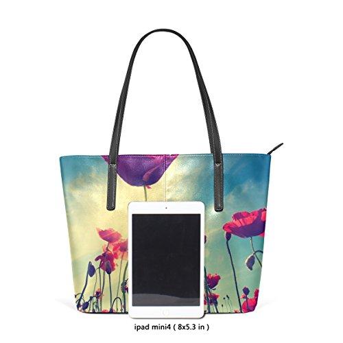 Coosun, Damen Tote-tasche Multicolore # 002 M Multicolore # 002