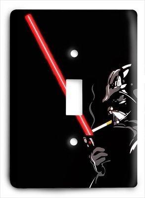 Star Wars Darth Vader brauchen ein Licht V Lichtschalter Bezug, - Single Lichtschalter