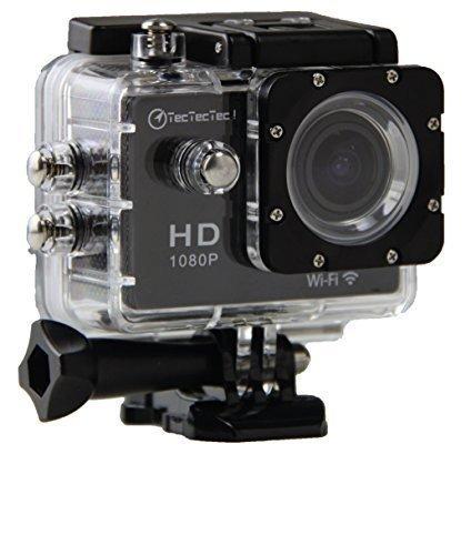 TecTecTec XPRO1 Caméra de Sport et Action Wi-Fi Haute...