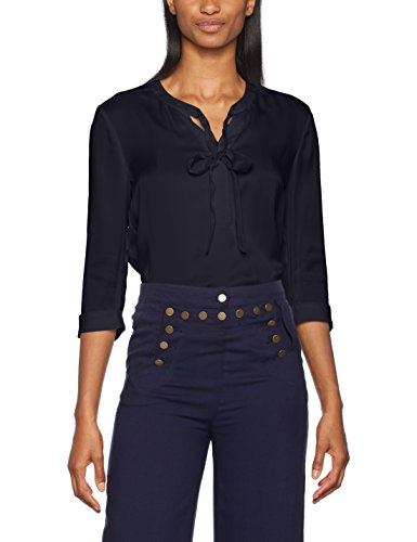 Boss Orange Endai, Blouse Femme Bleu (Dark Blue 405)