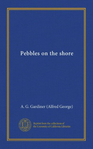 Pebbles on the shore (Vol-1)