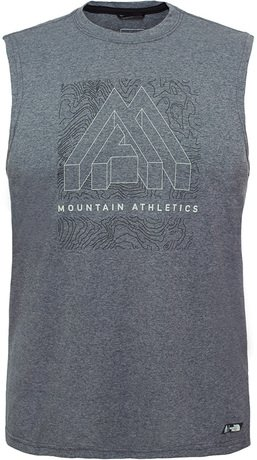 north-face-mens-graphic-reaxion-amp-sleeve-less-t-shirt-grey-tnf-medium-grey-heather-large
