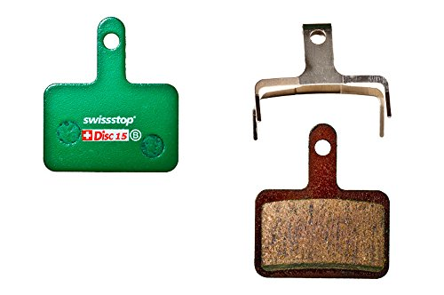 Swissstop Disc Brake Pads 2 St. Deore BR-M525/515/AM485,Giant roots -