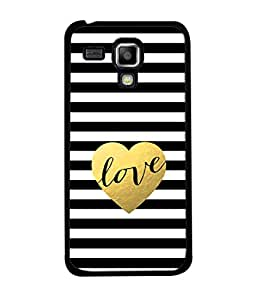 PrintVisa Designer Back Case Cover for Samsung Galaxy S3 Mini I8190 :: Samsung I8190 Galaxy S III Mini :: Samsung I8190N Galaxy S III Mini (Love Lovely Attitude Men Man Manly)