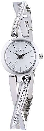 DKNY-DNKY5-Womens-Quartz-Watch-with-Silver-Dial-Analogue-Display-and-Silver-Stainless-Steel-Bracelet-NY2173