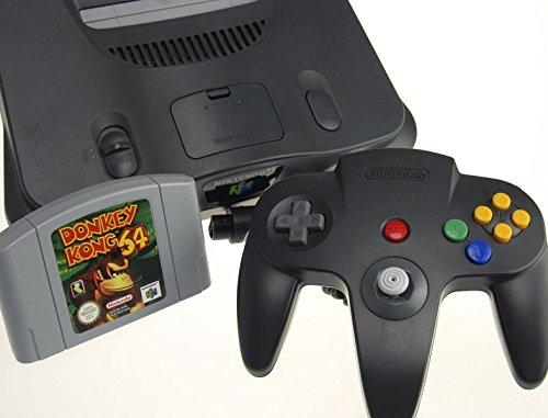 Nintendo 64 Konsole mit Donkey Kong 64 gebraucht kaufen  Wird an jeden Ort in Deutschland