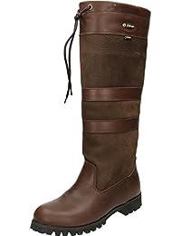 CHIRUCA Ladies Chelsea Boot - Chocolate 2c97bc3e59e92