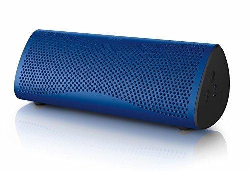 KEF MUO - Auriculares inalámbricos con Bluetooth, color azul
