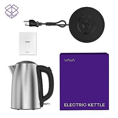 Wasserkocher-Edelstahl-VAVA-17-L-Elektrischer-Teekessel-mit-British-Strix-Control-Trockengehschutz-LED-Lichtanzeige-BPA-frei