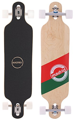 MADRID LONGBOARD SHALLOW LABEL 39 DT Drop Through