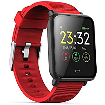 adolenb Fitness Tracker Q9 Multinacional Voz GPS Operación ...