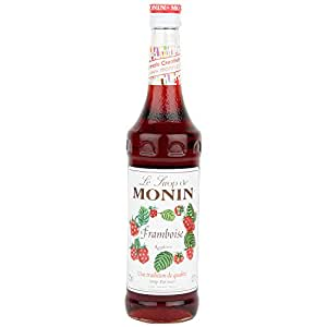 Monin Premium Raspberry Syrup 700 ml