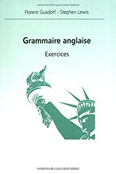 Grammaire anglaise, exercices