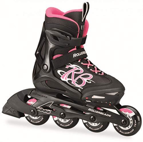ROLLERBLADE COMET G Inline Skate black/pink, 29-34