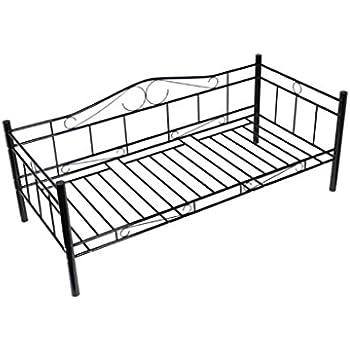 moebel direkt online day bed einzelbett metallbett. Black Bedroom Furniture Sets. Home Design Ideas