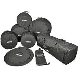 Cobra Padded 8 Piece Drum Set Bags- 2 YEAR Guarantee