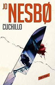 Cuchillo par Jo Nesbo