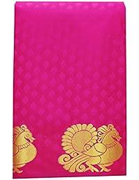 Saravanabava Silks - Kanchipuram Silks Sarees ( Kanchi Art Pattu Empossed Border Special Butta SRBS0222 )S1