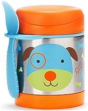 Skip hop Zoo Insulated Food Jar - Dog (Multicolor)