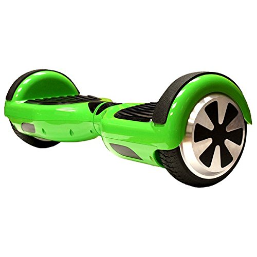 """Infiniton Urban Shuttle Patinete Eléctrico Hoverboard 6"""" - Verde"""