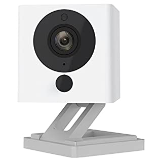 Wyze Cam 1080p HD Indoor Wireless Smart Home Camera with Night Vision, 2-Way Audio, White …