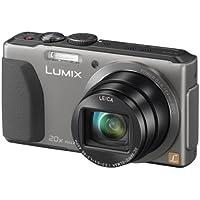 Panasonic DMC-TZ41 Fotocamera, Grey