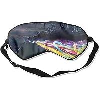 Eye Mask Eyeshade Art Road Sleep Mask Blindfold Eyepatch Adjustable Head Strap preisvergleich bei billige-tabletten.eu