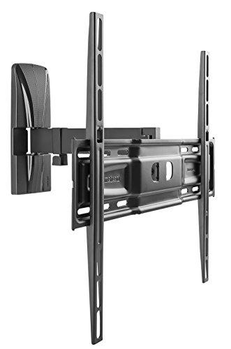 Meliconi SLIMSTYLE 400 SR  TV Wandhalterung mit Arm, 101,6-127 cm (40-50 Zoll) Black