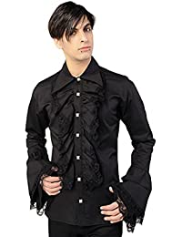 Aderlass Riffle Shirt Denim Black (Noir)