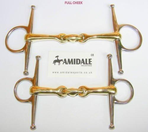 amidale-full-cheek-horse-bitcopper-mix-lozenge-stainless-steel-german-steel-bit-450-inches