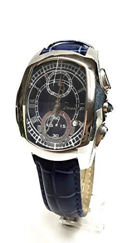 Chronotech orologio prismatico blu