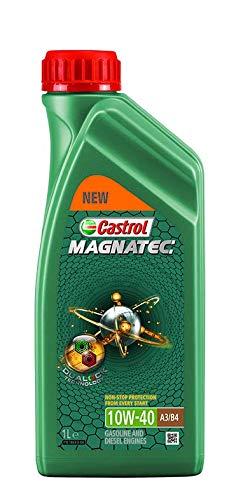 Castrol Magnatec 10W-40 - Benzina/olio motore Diesel parzialmente sintetico 1