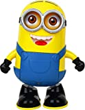 #1: FunBlast™ Dancing Minion with Music, Flashing Lights, Battery Operated, Multi Color