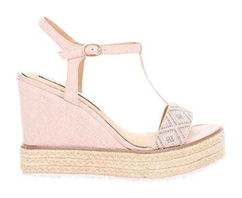 Maria Mare 66319, Chaussures Habillées Femme Suedi maquillaje