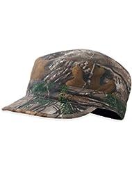 OR Radar Pocket Cap–tapa/Tapa plegable con pantalla/plegable) sombrero (Varios. tamaños), realtree xtra, medium
