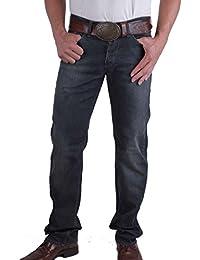 Gian Franco Ferre Pantalon Jeans Pour Hommes Lin Bleu W29 - W36 #2