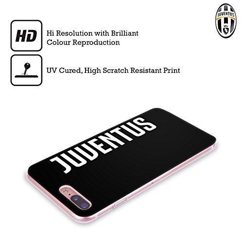 Ufficiale Juventus Football Club Banale Lifestyle 2 Cover Morbida In Gel Per Apple iPhone 6 / 6s Logotype
